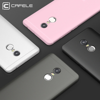 CAFELE Original TPU Fasion Phone Case for Redmi Note 4 Mediatek Matte Slim Mobile Phone Case for Redmi Note 4Mediatek