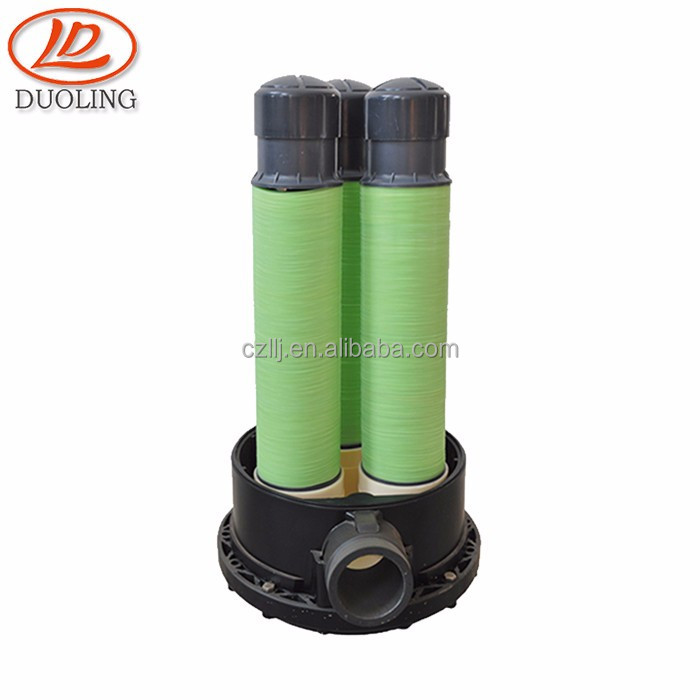 China high quailty low price 4 inch unit home water filter system