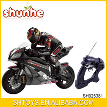 Hot Selling Kids Toys and Hobbies 3CH 1:5 Scale RC Nitro Motorbike With Light
