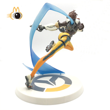 Wholesale Stock Goods Overwatch Game Action Figure Model Sexy Girl Figurine Collectibles