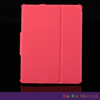 For ipad 3, Red universal tablet covers (1 Pc 1 Pk with retal packing)
