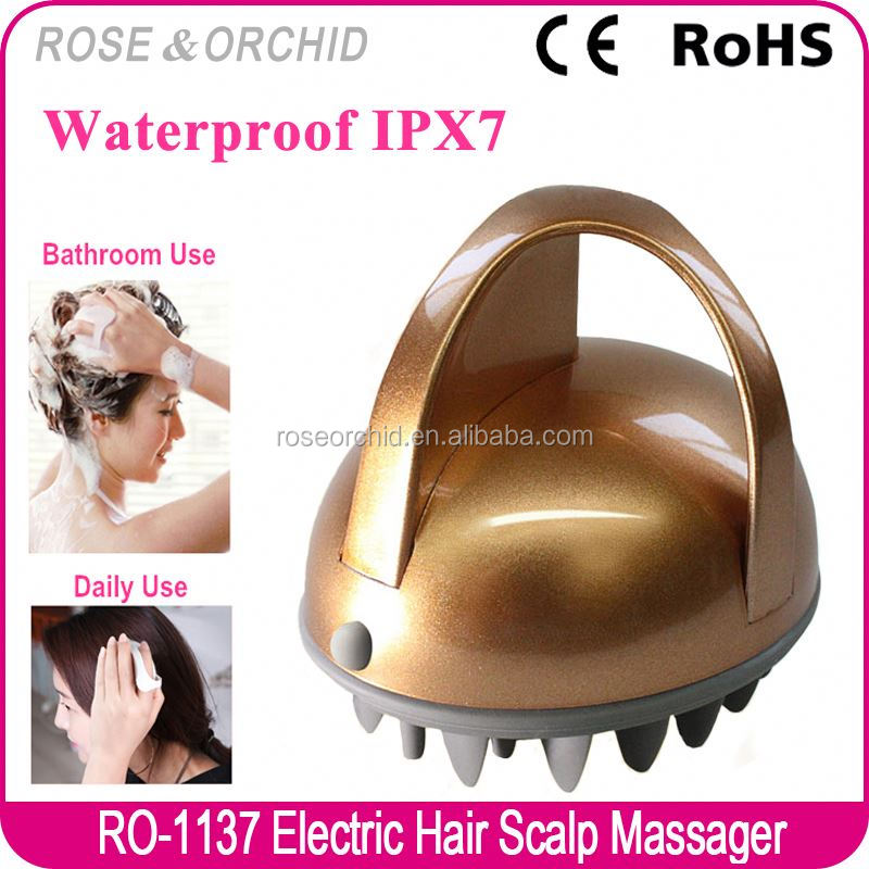 Fashionable hand held head scalp massage for gift promotion