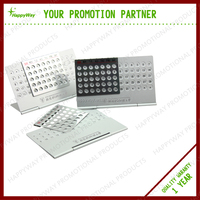 Best Selling New Calendar MOQ100PCS 0708002 One Year Quality Warranty