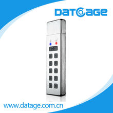 Datage commercial Gift security fingerprint USB flash drive