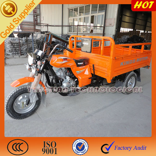 Popular hot sale air cooling 200cc tricycle