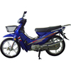 Electric Motorcycle Super Pocket Bikes 50CC Gas Moped With Pedals