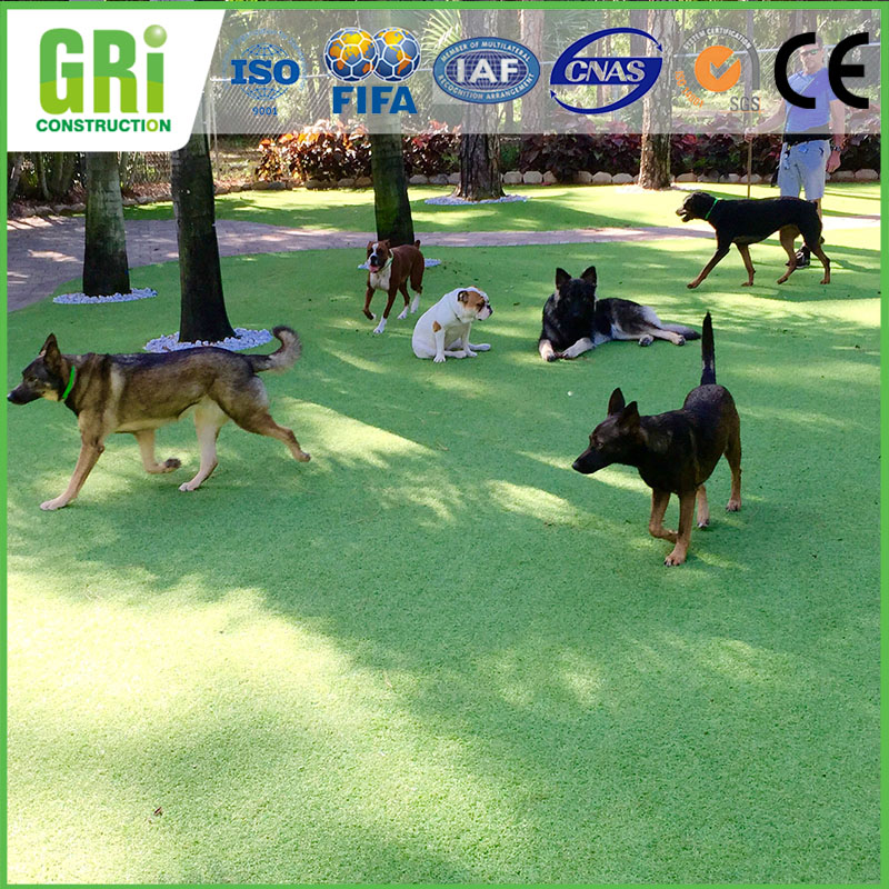 Waterproof Artificial Dog Friendly Grass Cheap