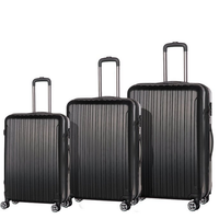 BEIBYE Best Trolley Luggage Suitcase Cool