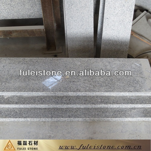 Light Grey G603 Granite Stair