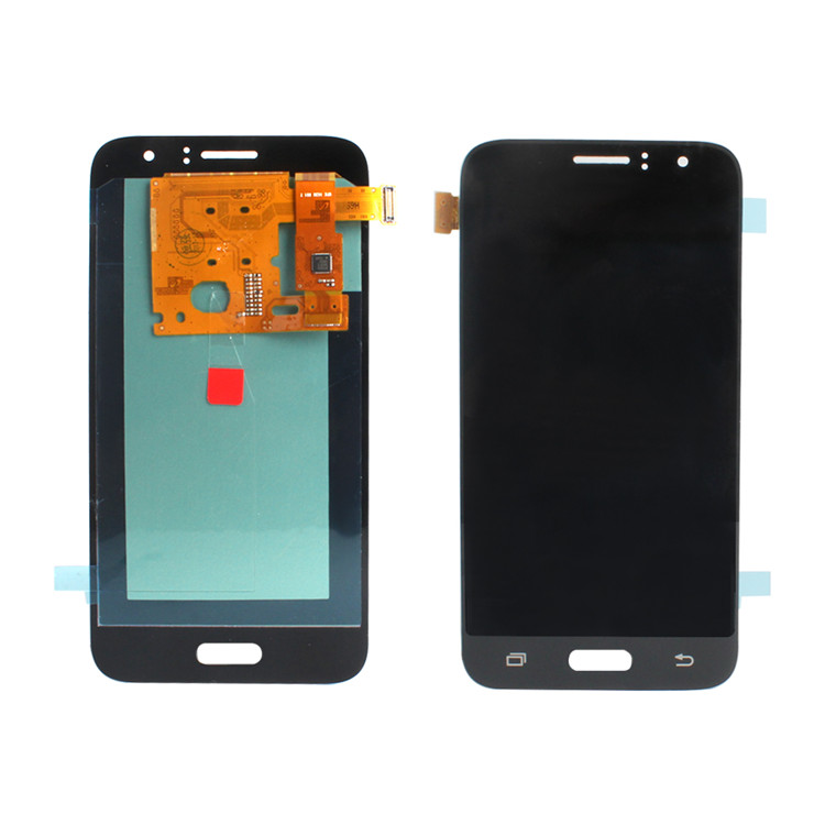 wholesale original white color mobile phone lcd display screen for samsung galaxy j1 <strong>j120</strong>