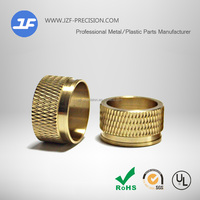 Copper Brass Aluminum Nuts Mechanical Metal