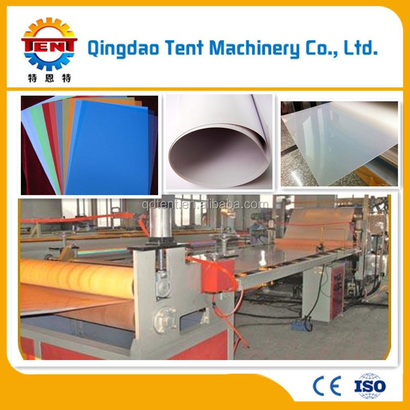 Good design polycarbonate sheet production line