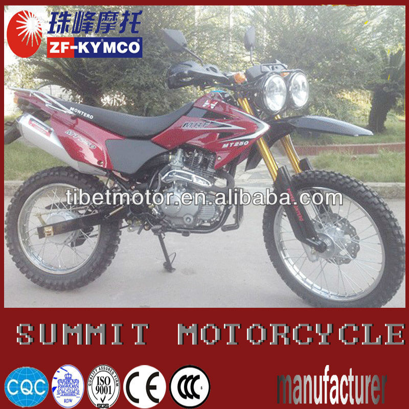 cheap apollo dirt bike for sale(ZF250GY-3)