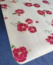Thicker Plastic Party Banquet Vinyl Table Cover Roll