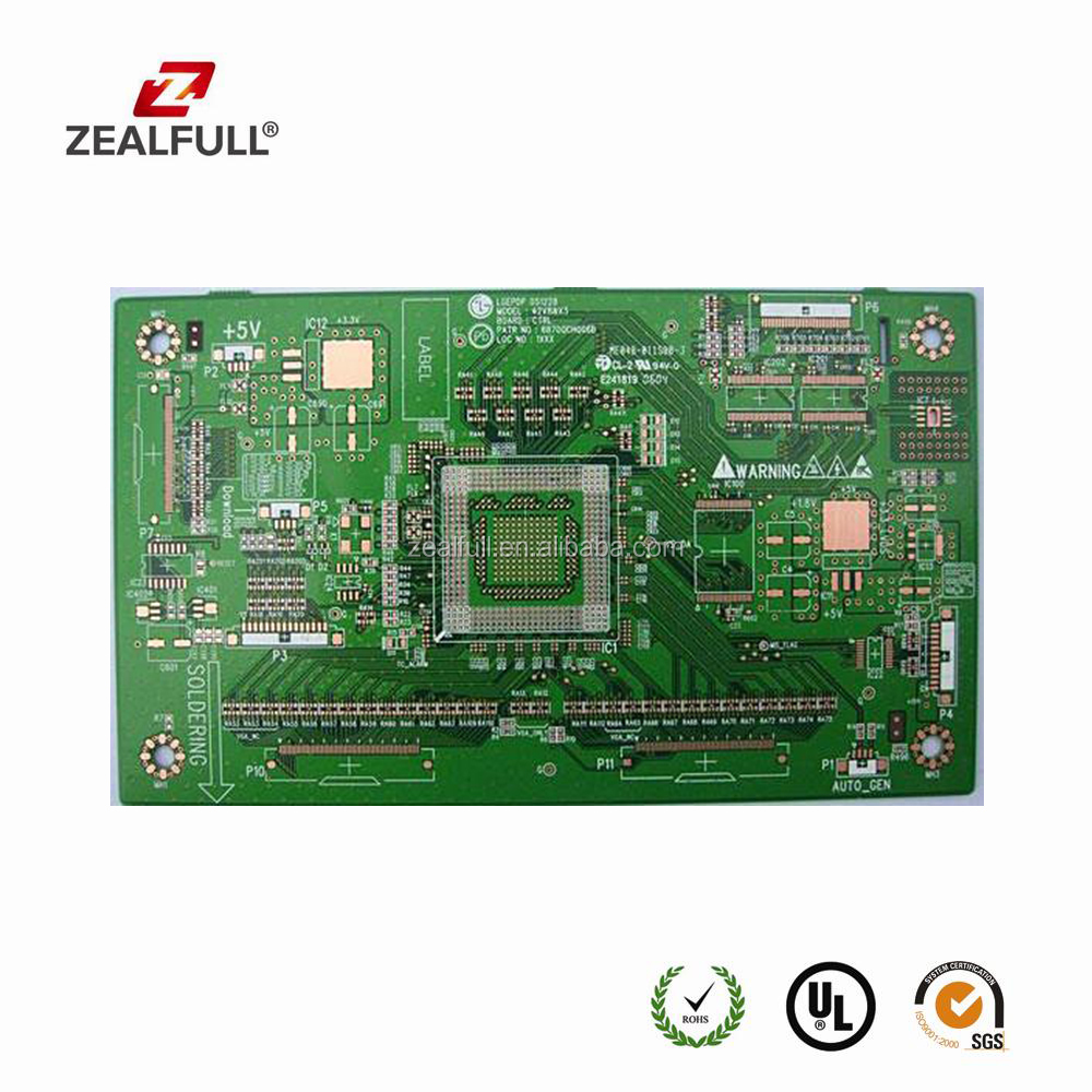 Shenzhen electronics solar garden light pcb board with CE and ROHS, PCB manufacturer, PCB Assembly