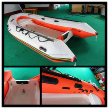 2016 Fiberglass boat dinghy rubber dinghy
