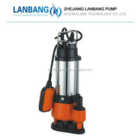 "Stainless Steel 2"" With Float Manufacture 20 Years Provide 4hp pump submersible pumps"