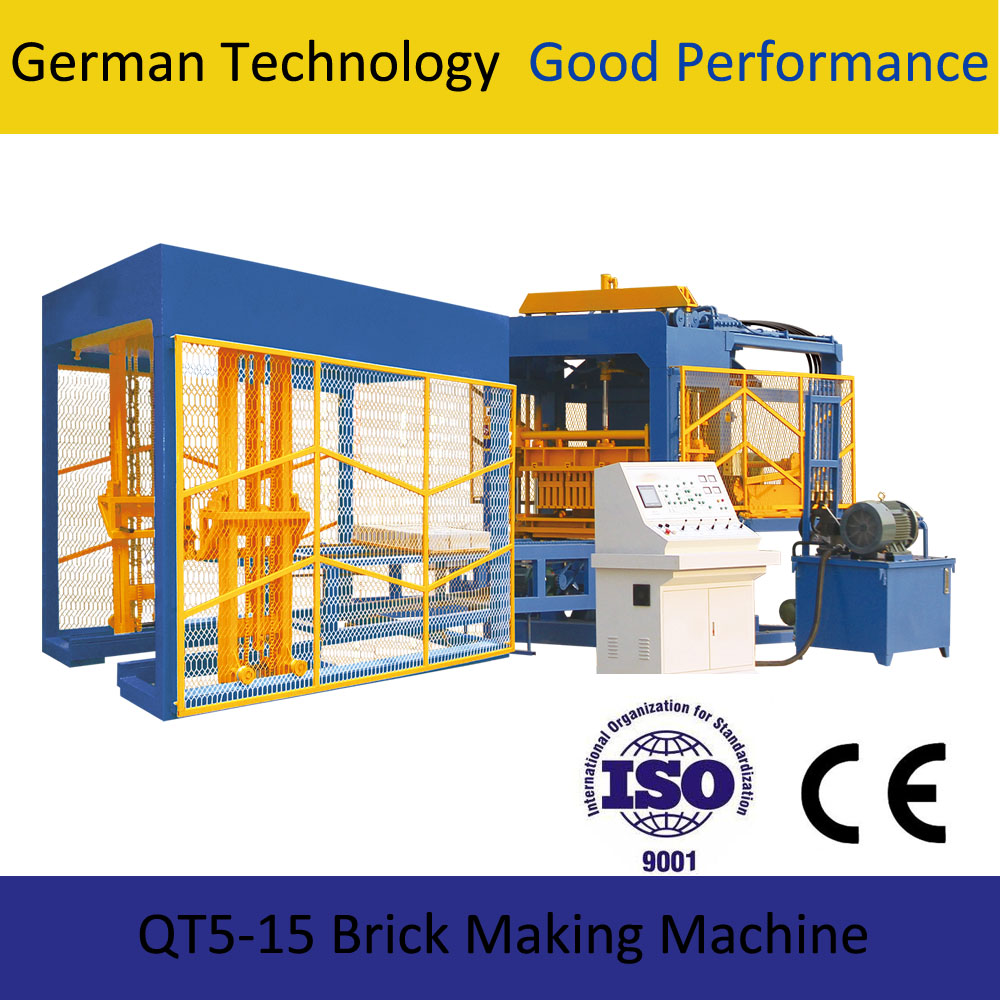 New Machines of China Manufacture Semi Automatic Cement Brick Machine Production in Nepal