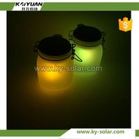 Garden Decoration Glass Light Light In