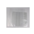 Factory Supplier Transparent Book Cover PVC material book sleeve
