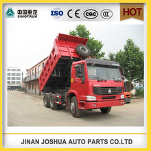 Chinese Heavy SINOTRUK HOWO 6x4 Dump Truck with best quality/6x4 mitsubishi canter dump truck