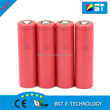Super power battery Sanyo NCR18650BF 3400mAh cylindrical lithium-ion battery 3.7V 18650 medical grade batteries