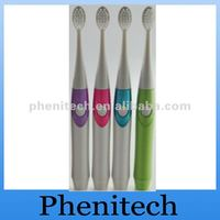 2012 Hot selling styles!! Beautiful Portable electronic toothbrush