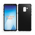 Shock Absorption Transparent TPU Cover For Samsung Galaxy A5 2018 A530 Case