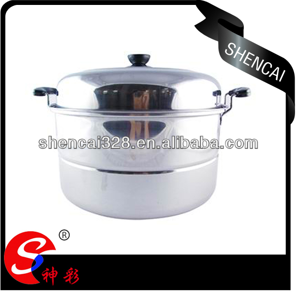 28cm-40cm Stainless Steel Optima Food Steamer