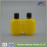 HDPE platode powder plastic vial bottle