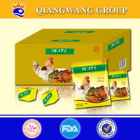 Popular in Nigeria condiment seasoning bouillon cube