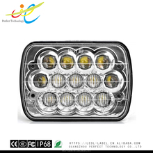 New item for 7x6 5x7 led headlight sealed beam headlight for J-eep Cherokee XJ Trucks Headlamp