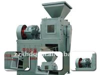 Low cost egg pillow shape anthracite, coal, soft coal briquetting machine directly supplier