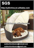 rattan wicker dog bed,funny dog beds