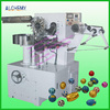 best sell chocolate ball/candy ball foil wrapping machine manufacturing