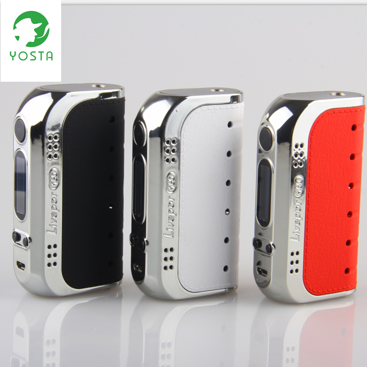 New models Yosta Livepor 160 mods vape box mod 2017 electronic cigarette manufacturer