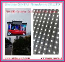 P10 outdoor large stadium led screen display