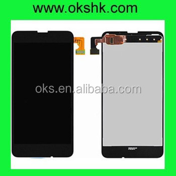 for Nokia Lumia 630 lcd display + digitizer touch screen panel replacement