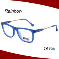 Latest fashionable spectacle optical frames full rim eyeglasses frame China wholesale