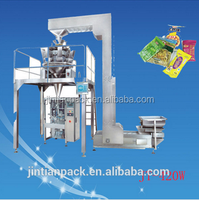 JT-420W factory price foodstuff/ Dry Fruits /peanut / seed / Cashew Nuts paper bag packing machine