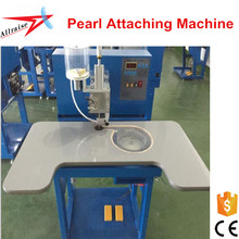 Automatic Pearl Nail Attaching Machine For Dress
