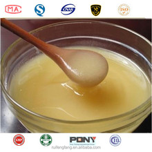 100% pure natural high quality royal jelly honey