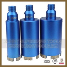 Sunny Granite perforate diamond core drill bits with high quality