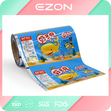 china chaozhou factory wholesale food packaging plastic roll film for printing