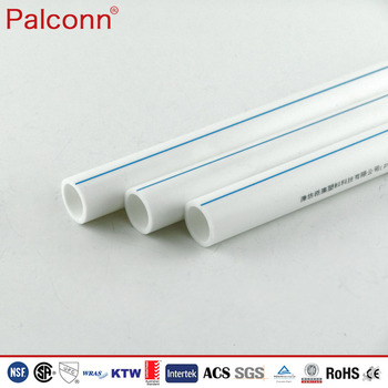 20mm-160mm plastic polypropylene ppr pipe ppr water supply tube