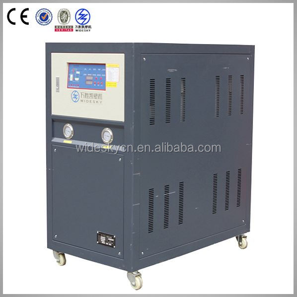 Durable 100% Non-ferrous water circuit stainless tank high-end air cooled laser water chiller