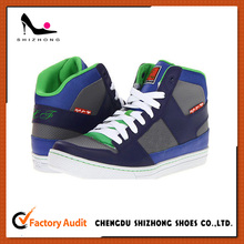China skate shoe custom manufacturer hot sale skateboard shoes