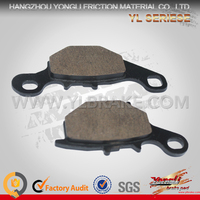 2016 New Competitive Price brake pads Motorcycle Parts for Lifan