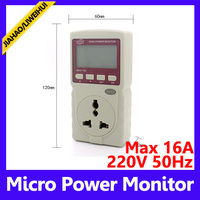 energy generator power consumption meter home electricity monitor
