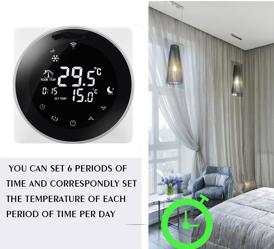 China manufacturer 220v high quality infrared carbon heating film WiFi thermostat